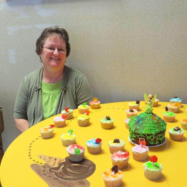 Gail cupcakes