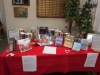 Christmas gift table